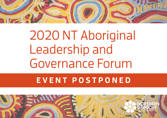 Aboriginal Leadership and Governance Forum 2020