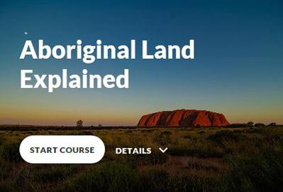 Aboriginal land explained