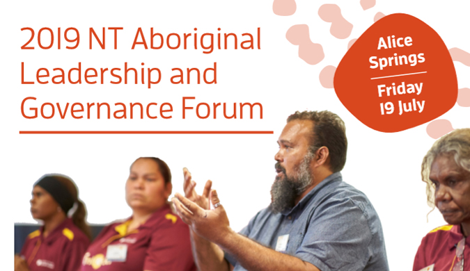 2019 NT Aboriginal Leadership and Governance Forum