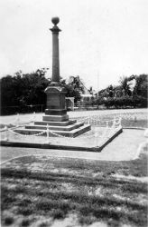 Cenotaph - Robert Williamson and the late George Fergus collection
