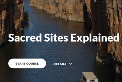 Sacred Sites explained