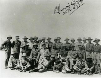 Soldiers - Jean A Austin collection, NT Library