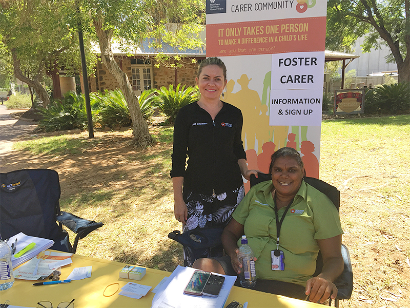 The Foster Carer Recruitment Team