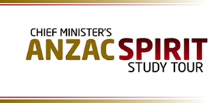 Student Study Tours - Anzac Centenary Victorian Government