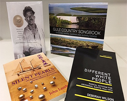 Shortlist announced for NT History Book Awards