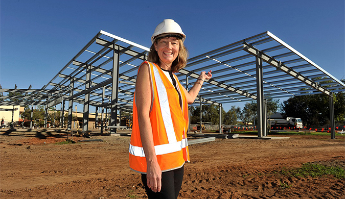 Larapinta and Braitling Primary Schools set to deliver a great start in early childhood