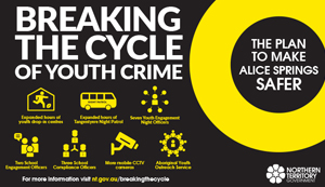 Breaking the cycle Alice Springs