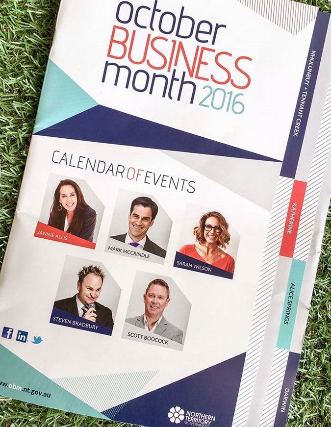 October Business Month