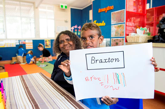 Launch of the Northern Territory Preschool Curriculum