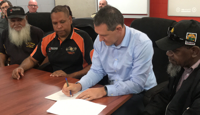 Local Decision Making Commitment Agreement