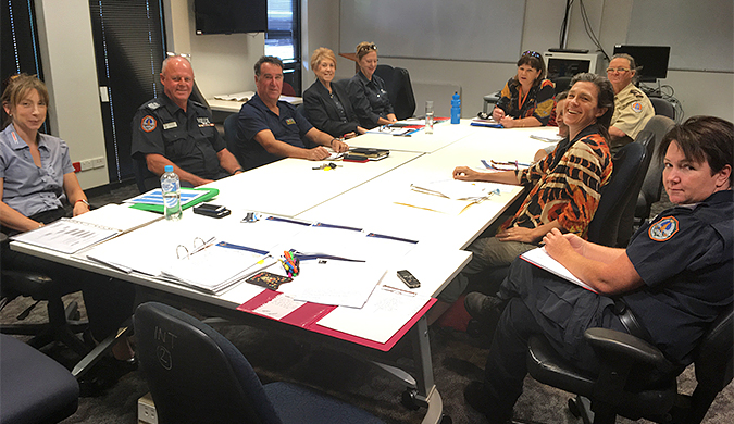 Tennant Creek Community Safety Committee